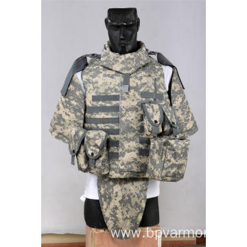 Tactical Full Protection bulletproof vest